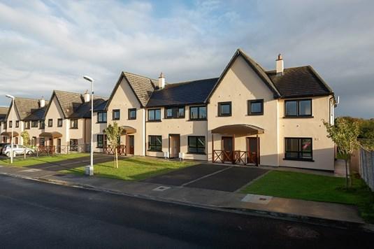 Clarecastle housing development