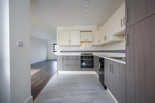 Inside Clarecastle housing development